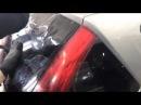KIA cee'd тонировка задней части автомобиля пленкой Suntek. Тонирование придаст авто шикарный вид