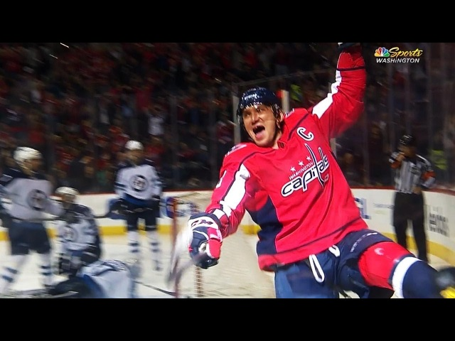 Alex Ovechkin still going strong scores 600th goal of his career