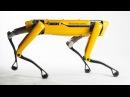 Featuring New Dynamic Robot - New SpotMini From Robot Maker Boston Dynmics.