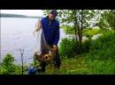 Рыбалка на Леща и Крупную Плотву Бешеный Клев Летом 2017 на Фидер