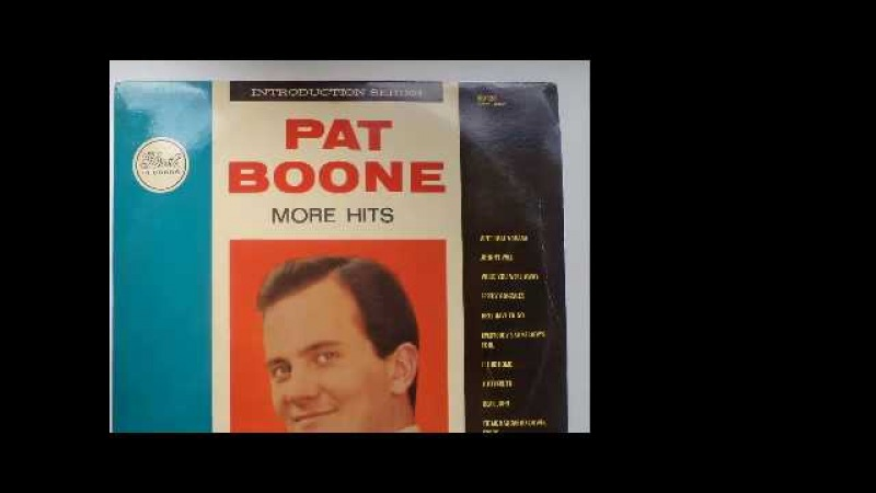 Pat Boone - More Hits (Dot Records HJO 126) full album