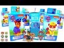 Все игрушки Щенячий патруль PAW PATROL Сюрпризы Свитбокс Sweet Box Surprise Toys Unboxing