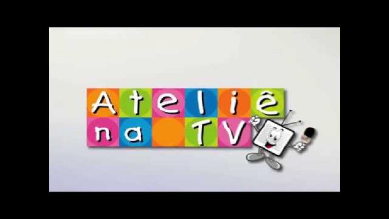 Ateliê na TV - Rede Vida - 13.11.2017 - Cristina Luriko e Aline Domingues