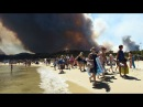 Incendie dans le Var : On s'attend à passer deux ou trois jours loin de chez nous