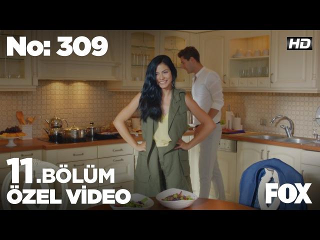 Lale ve Onurun mutfakta salata keyfi! No 309 11. Bölüm