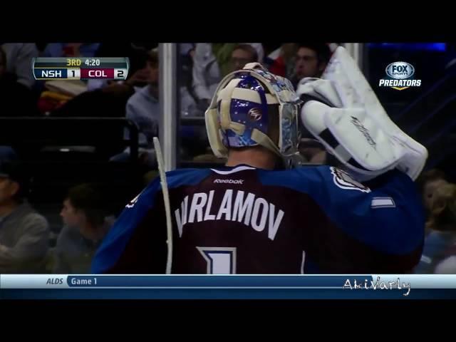 Semyon Varlamov - Crossfire