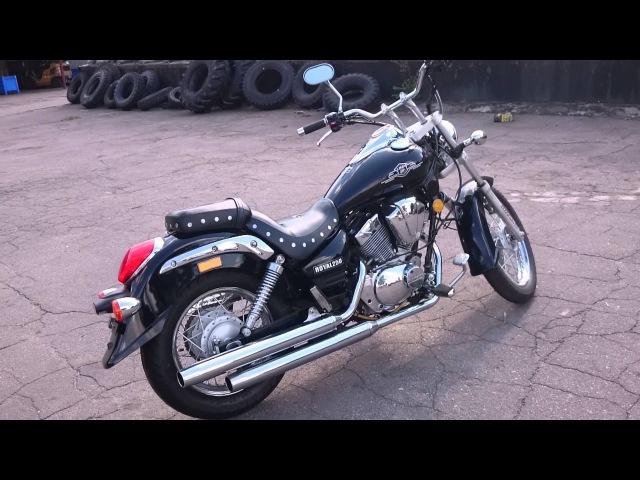 Мотоцикл LIFAN LF250B Virginia