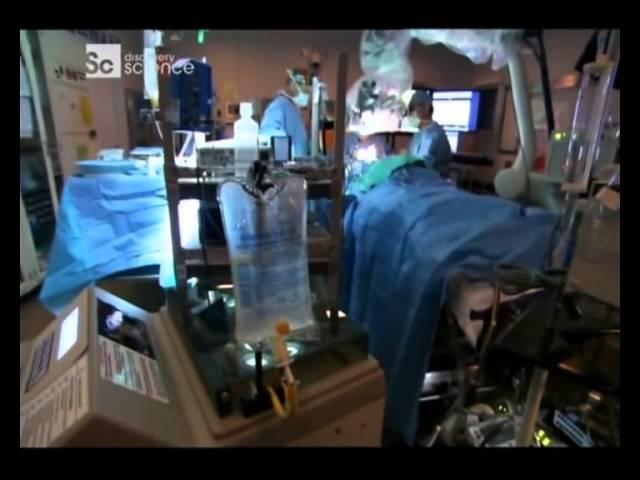 Как работает крутая аппаратура. (5 серия) - Медицинские технологии rfr hf,jnftn rhenfz fggfhfnehf. (5 cthbz) - vtlbwbycrbt nt[yj
