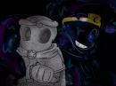 Nightmare sans song-im the bad guy-я злой парень- рус\eng