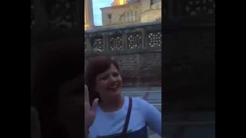 Видео-привет с Турции от Катюши. Менеджер Алина Дрога. Агентство Ренессанс