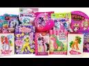 ПОНИ Mix! СЮРПРИЗЫ с игрушками My little pony, Filly, TOYS Sweet Box, Kinder Surprise eggs unboxing