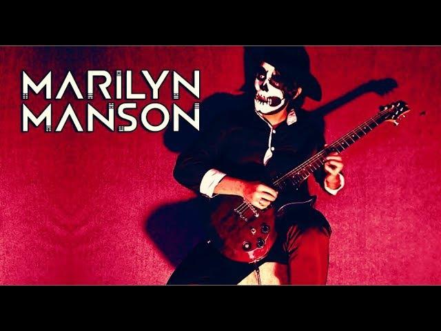 Marilyn Manson - Kill4me (Guitar Cover by Masuka W/Tab)