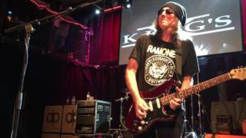 King's X - Over My Head - Reggie's Rock Club - Chicago 6-23-16