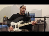 How to play 'Eye Of The Beholder' by Metallica Guitar Solo Lesson w/tabs