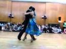 Argentine Tango performance 2 (milonga) by Andres Bravo and Carolina Jaurena at Yale Tango Fest 2013