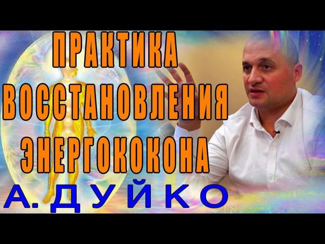 Практика восстановления энергококона Андрей Дуйко школа Кайлас смотреть онлайн без регистрации