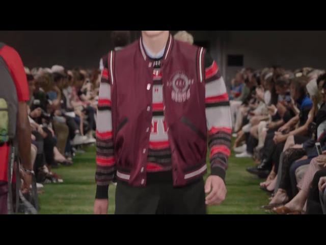Dior Homme Spring Summer 2018 - Frédéric Sanchez