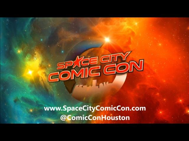 Star Trek Voyager 20th Reunion - Space City Comic Con 2015