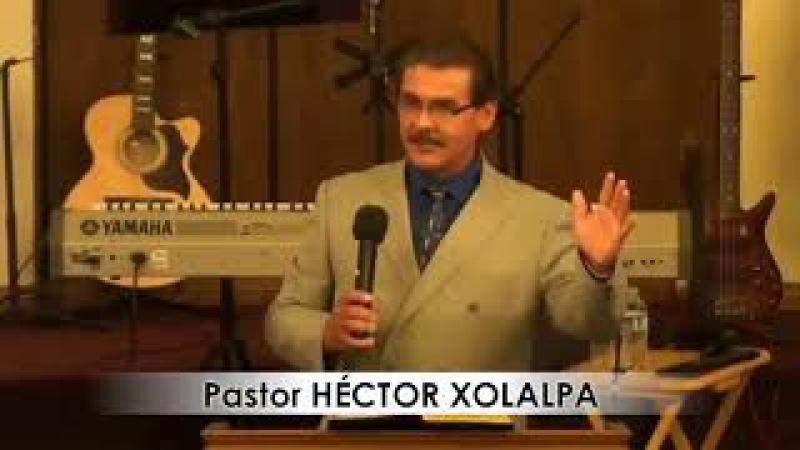 """ORAR SIEMPRE SIN DESMAYAR"""" Pastor Héctor Xolalpa Predicaciones estudios bíblicos"""