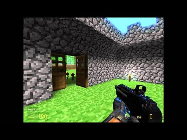 Блогер GConstr заценил! [NEW] Minecraft 1.5 Parody (Пародия на . От AdamsonShow