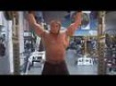 Mariusz Pudzianowski Shoulder Training