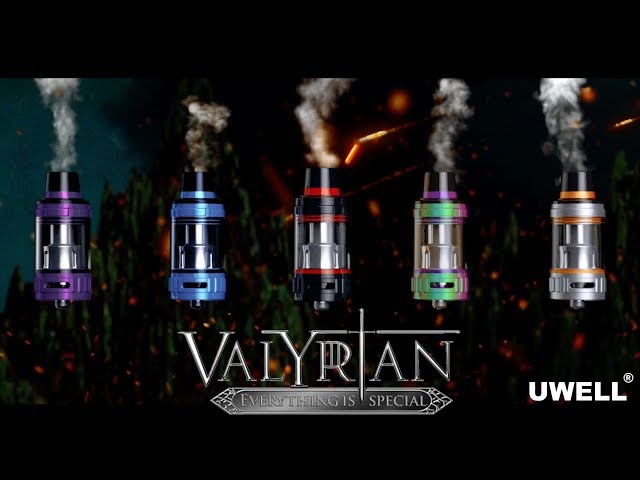 Valyrian Subohm Tank By UWELL Officia Video