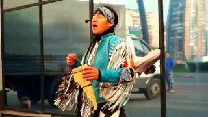 Runa Kay. Jaku. Музыка и танцы индейцев.