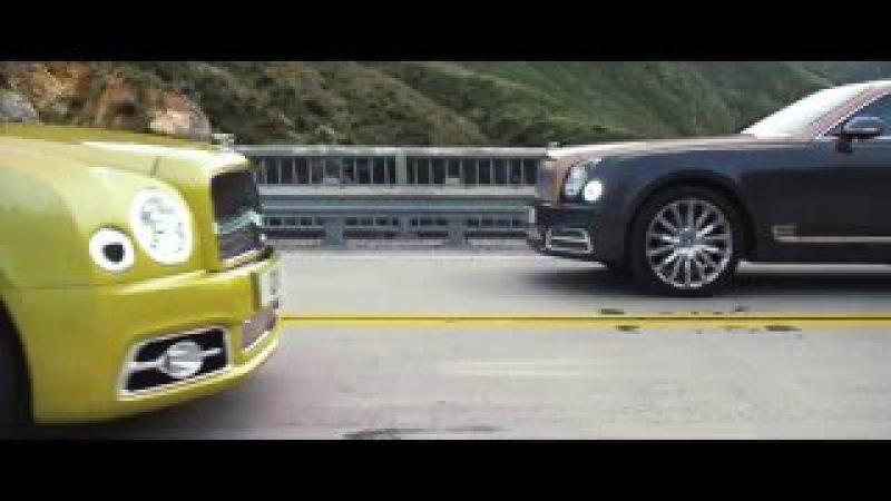 Launch film - The Bridge | Bentley Mulsanne