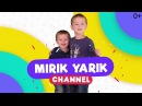 👦👶 Kids channel by Mirik Yarik, video for kids, learn numbers, colors, letters, animals, fruits