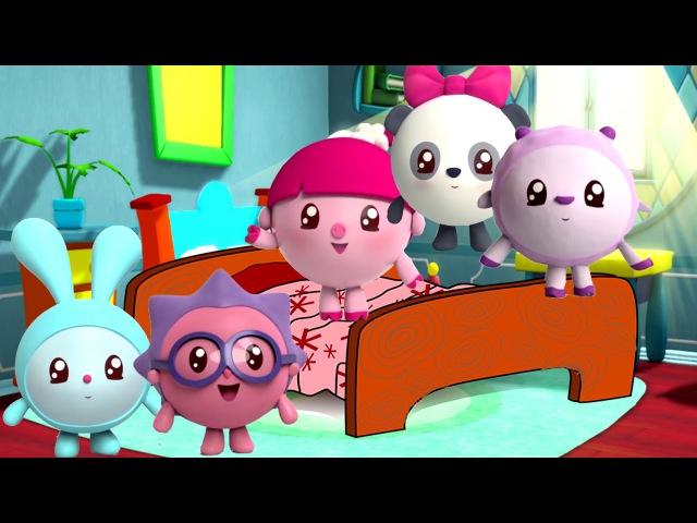 Малышарики Новые Серии 5 малышей Познавательные мультики для малышей