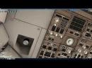 X plane 11IVAO VA-AFLURKA Анапа-UUEE Москва, тур Полеты на курорты России. LEG №10