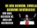 Erdoğan, Hz. Mehdi'nin Gelişini Anlattı