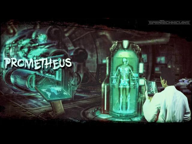 Hardstyle Mafia Unkind - Prometheus [SPOONLP 004]