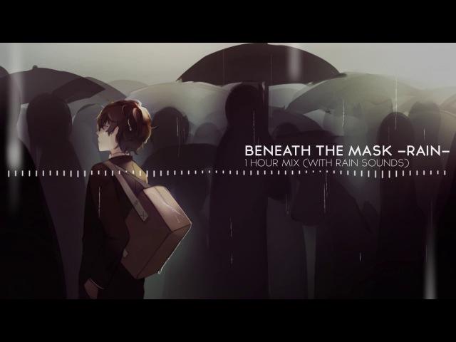 【PERSONA 5】Beneath The Mask -rain- 【1h; w/ rain sounds】