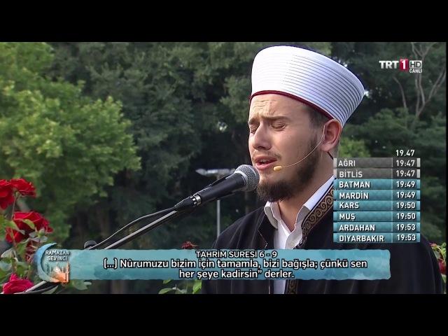 Osman Bostancı - Tahrim (6-9) Kuran-ı Kerim Tilaveti (Aşir)