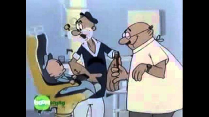 Popeye em Português Ep 215 Completo Os Primeiros Dentes Do Gugu