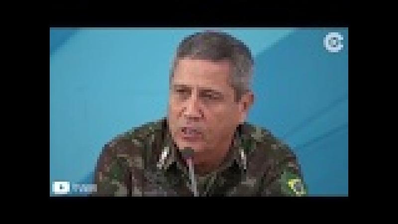 Intervenção Federal no Rio, o novo front de Temer