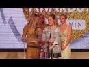 2016 XBIZ Awards - Jessie Andrews Carter Cruise Win 'Best Sex Scene - All Girl' Award