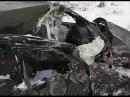 Авария на железнодорожном переезде в Канашском районе 20 01 2018 Видео МЧС