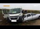 Четыре человека, в том числе ребенок, пострадали в ДТП в Грачевском районе