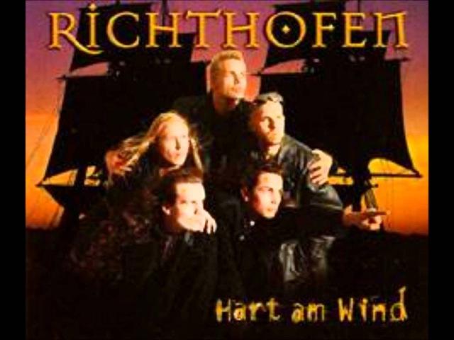 Richthofen - Hart am Wind