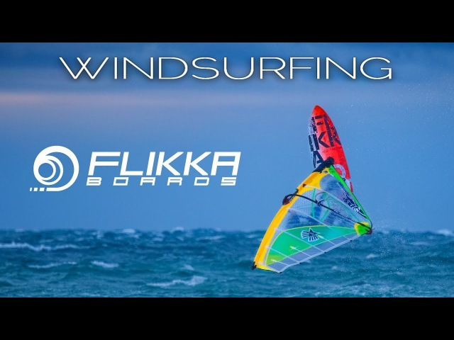 FLIKKA boards, Windsurfing in Russia, Black sea and factory visit, custom production with European q
