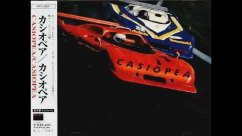 Casiopea カシオペア - Tears of The Star