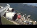 KLM Boeing 747 400 Rocket Takeoff St Maarten Princess Juliana Airport