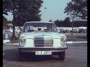 1968 Mercedes W114 200D 220D