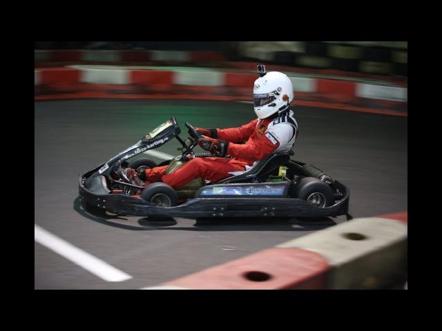 03.02.2018 MIKC-12, Stage 3D. Forza Karting. Danilov-Novorussky Onboard