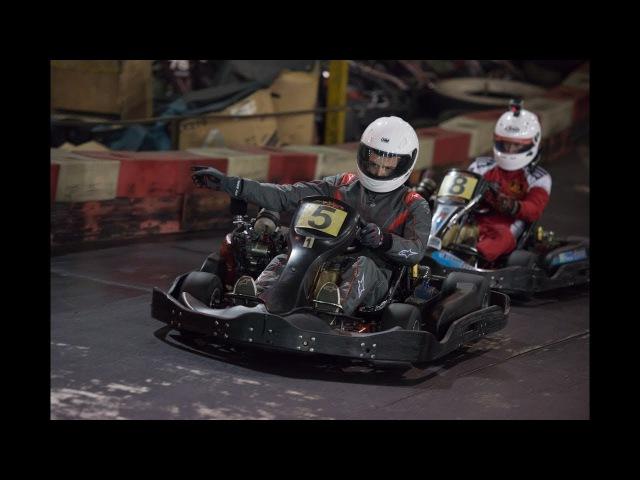 25.11.2017 MIKC-12, Stage 2D. Forza Karting. Danilov-Novorussky Onboard