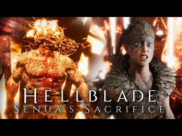БИТВА С БОГОМ ОГНЯ - Hellblade: Senua's Sacrifice 2