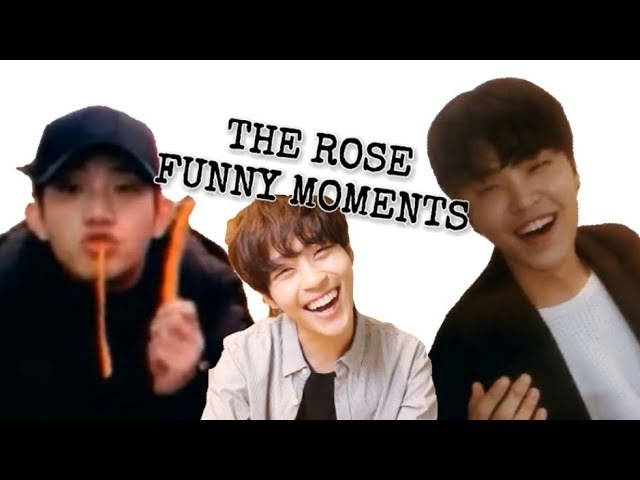 THE ROSE (더로즈) FUNNY MOMENTS 3