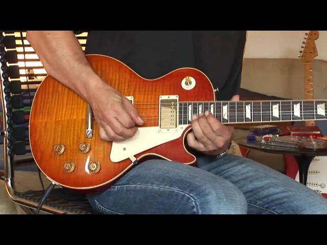 2010 Gibson Les Paul 60 Reissue 50ths Anniversary Version 2 Part1